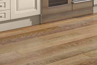 Flooring options at Melksham Kitchens Bedrooms and Bathrooms