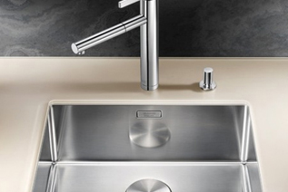 Sinks and Taps available at Melksham Kitchens Bedrooms and Bathrooms