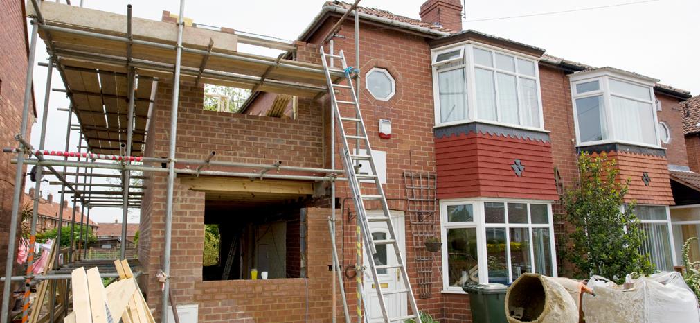 Melksham Kitchens Bedrooms and Bathrooms - Building Works Banner