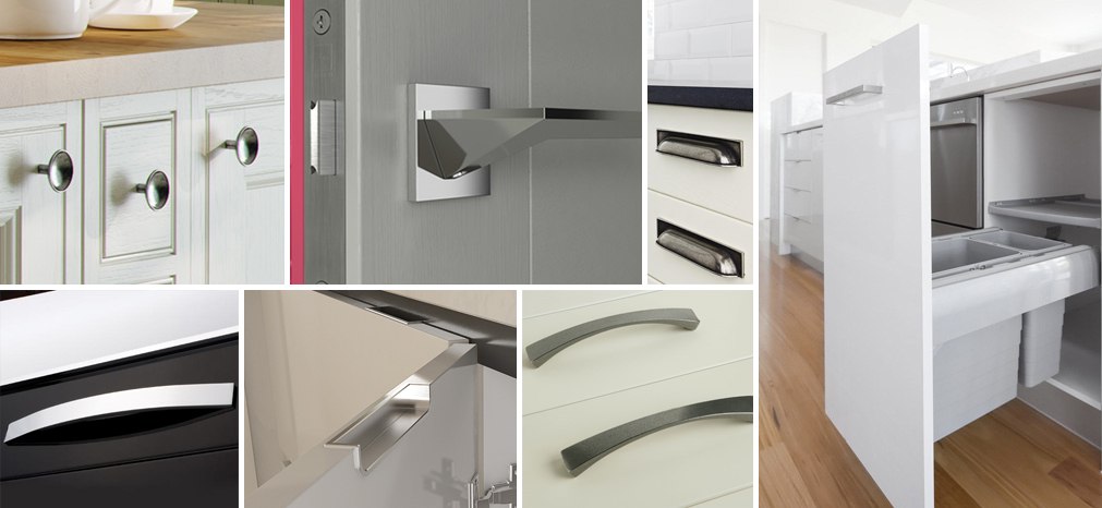Melksham Kitchens Bedrooms and Bathrooms - Handles Banner