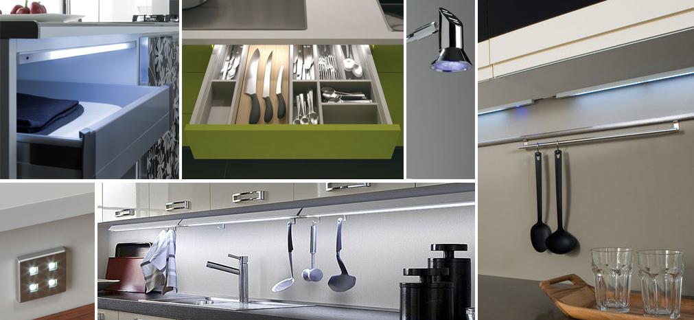 Melksham Kitchens Bedrooms and Bathrooms - Lighting Banner