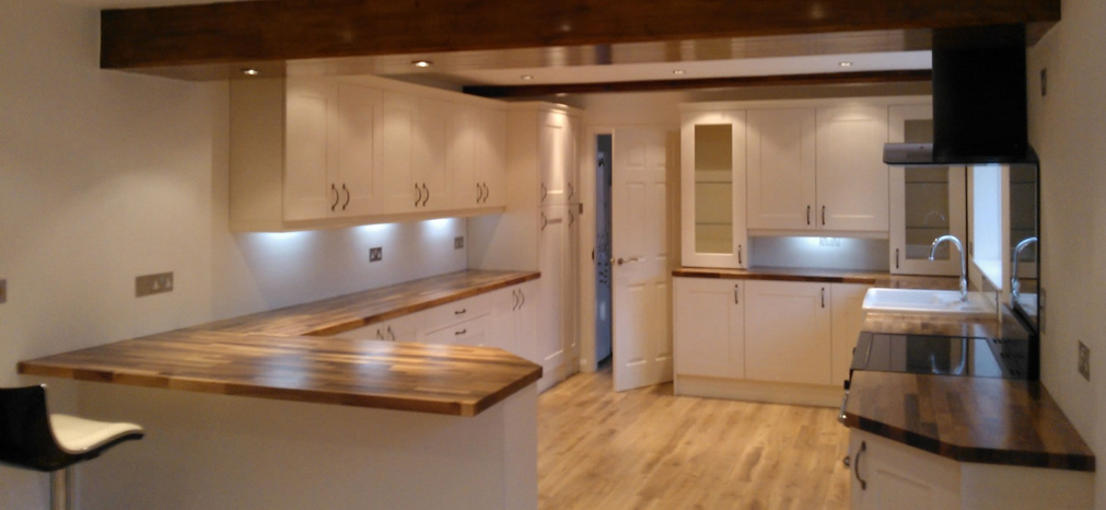 Melksham Kitchens Bedrooms and Bathrooms - Supply and Fit Banner