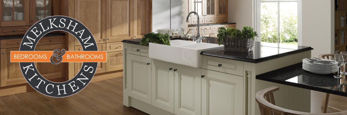 Classic Jefferson Solid Oak Kitchens installed by Melksham Kitchens