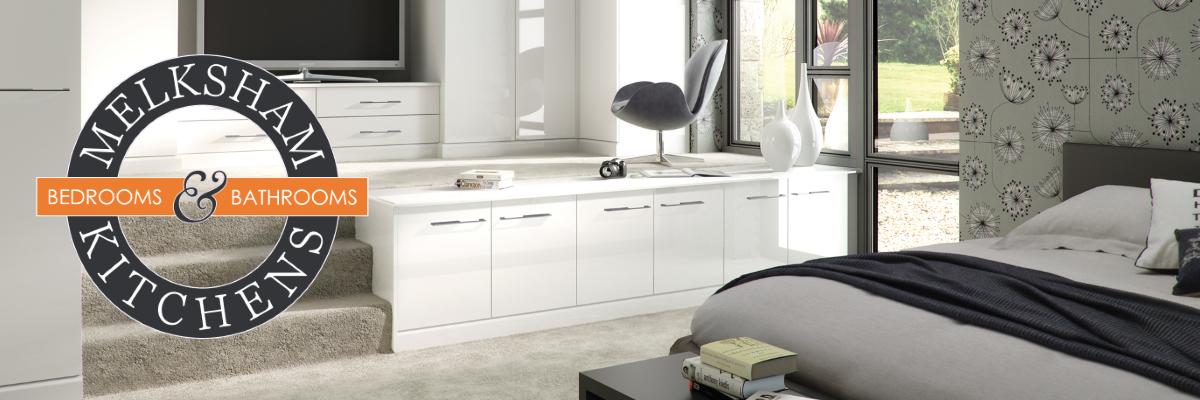 Bedrooms by Melksham Kitchens