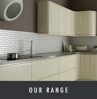 Details of the range of kitchens, bedrooms and bathrooms Melksham Kitchens install