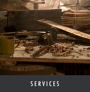 Details of the services available Melksham Kitchens