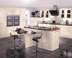 Colonial Kitchens installed by Melksham Kitchens Bedrooms and Bathrooms